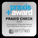 Praxis +Award 2019